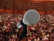 Seminar and microphone