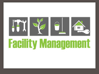 Facility Management Logo - Hausmeisterservice