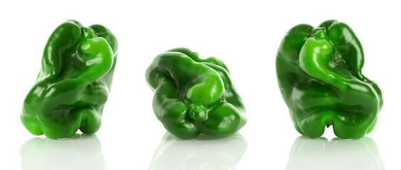 Poivrons verts