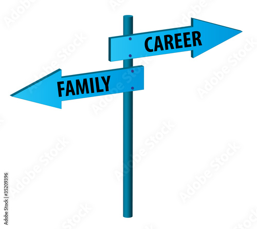 Career vs. family