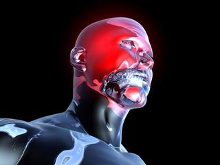 Kopfschmerz - Anatomie