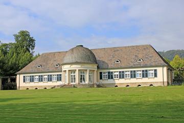Kurpark von Bad Pyrmont (Niedersachsen)