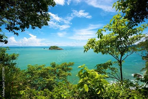 Foto op Canvas Centraal-Amerika Landen Manuel Antonio National Park, Costa Rica