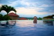 In the swimming pool, Costa Rica