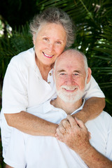 Senior Couple - Still in Love