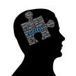 Silhouette head - Success Puzzle