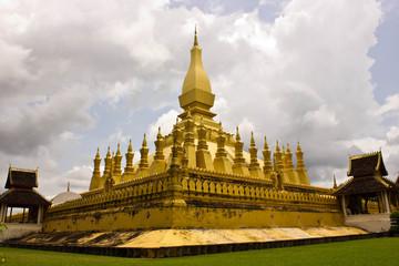 Thad Luang Pagoda, Laos