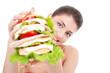 oman giving us a huge sandwich