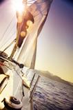 Fototapeta styl życia - luksus - Jacht