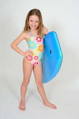 Mädchen Surf 006