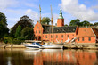 The Castle of Halmstad (Sweden)