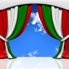 TENDA SUL CIELO ITALIA