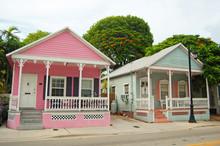 """Постер, картина, фотообои """"conch houses"""""""