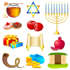 Element for Hanukkah