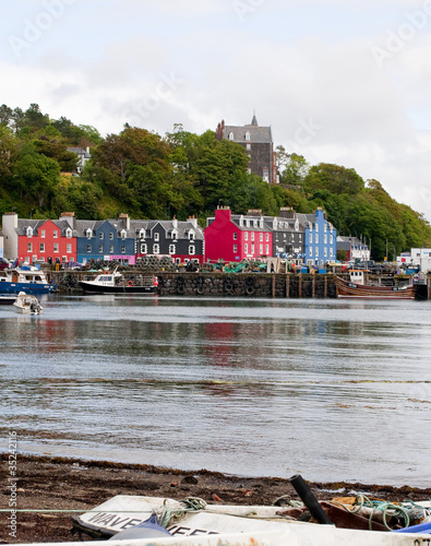 Tobermory on the Isle of Mull
