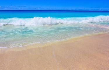 Beach Storm Tide