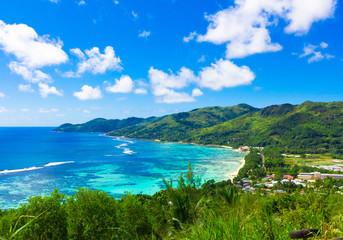 Sea Landscape Islands
