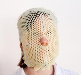 Radiotherapy Mask