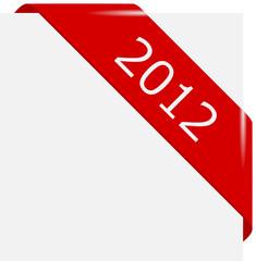 corner ribbon 2012