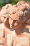 statue di terracotta