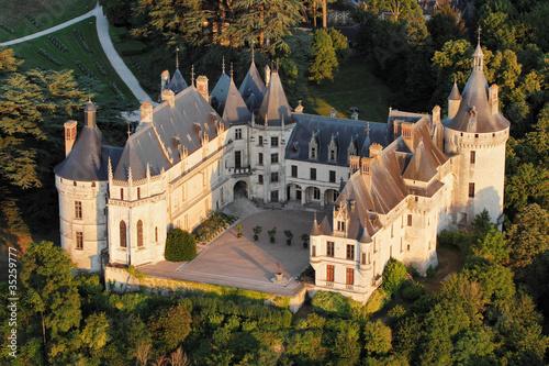 Poster Château de Chaumont