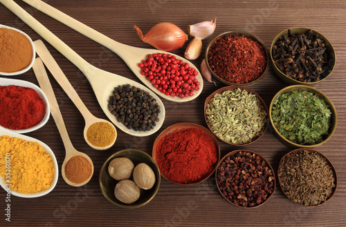 Spices. - 35260170