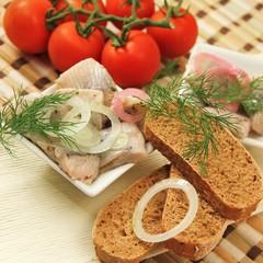Brot und Fisch