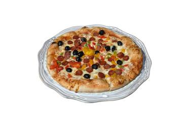 pizza orientale