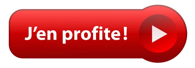 Bouton Web J'EN PROFITE (prix offre spéciale limitée bons plans)