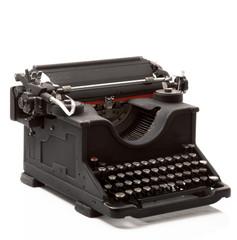 antica macchina da scrivere