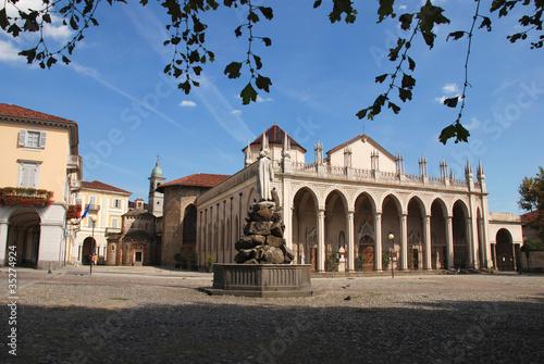 Duomo e battistero - Biella