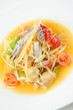 Green Papaya Salad somtam