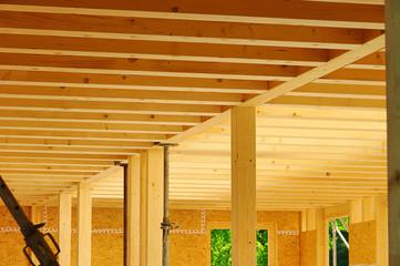 Holzbau - wood construction 02