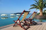 Fototapeta Odpoczynek na plaży