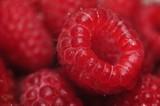 Fototapete Essen - Himbeeren - Obst