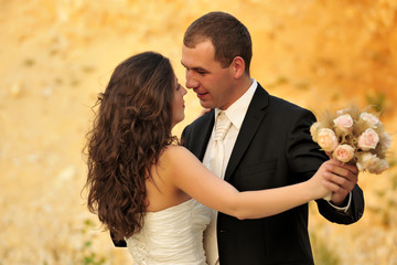 beauty, couple, lifestyle, wedding, young
