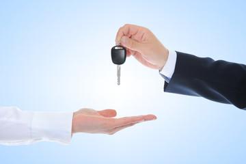 keys to the car