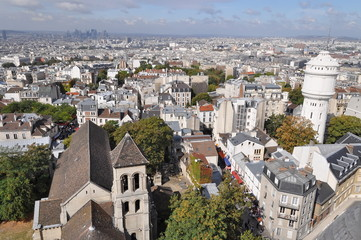 Paris, Montaparnasse