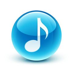 icône musique / music icon