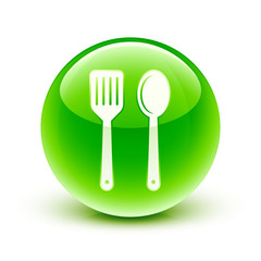 icône cuisine / cooking icon