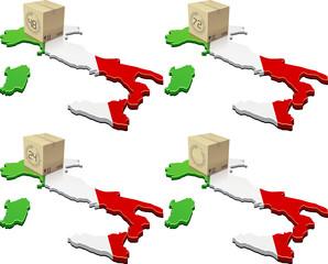 Tempi di consegna in Italia