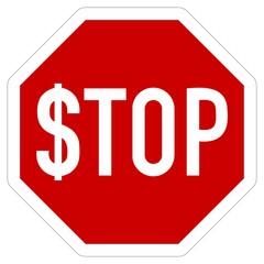 Stop mit der Verschuldung