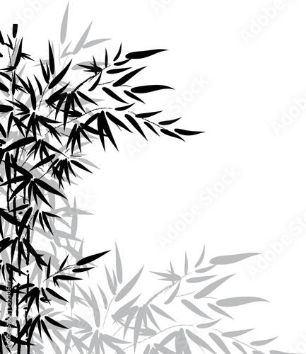 Fototapeten,vektor,ashtray,hintergrund,bambus