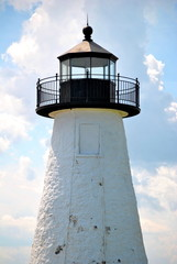 Ned's Point Lighthouse, Massachusetts, USA