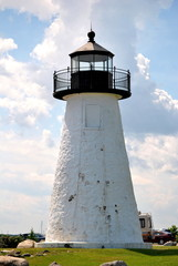 Massachusetts Lighthouse, USA