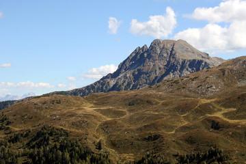 Gebirge in Südtirol