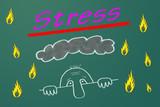 Stress  #110912-006 poster