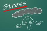 Stress  #110912-005 poster