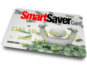 Credit Card - Smart Saver Discount Savings Pass