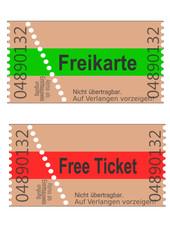 Freikarte